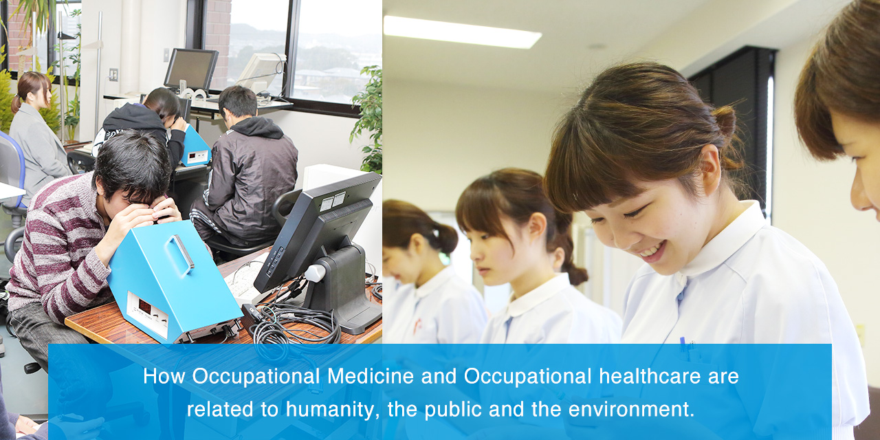 How Occupational Medicine and Occupational healthcare are related to humanity, the public and the evbironment.